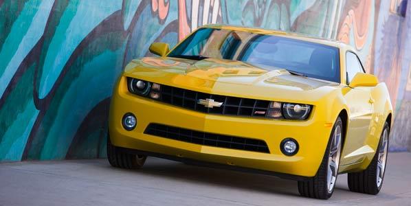 """Chevrolet Camaro: el retorno de un """"muscle-car"""""""