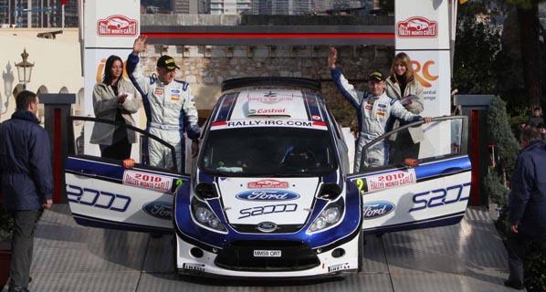 Ford acelera del desarrollo del Fiesta RS WRC