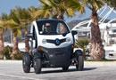 Renault Twizy: coqueto, eléctrico, pequeño,… ¡distinto!