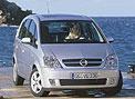 Meriva, Signum y Ecospeedster, estrellas de Opel en Barcelona