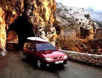 Renault Mégane Grand Tour y Sedán