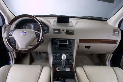 Interior Volvo XC 90