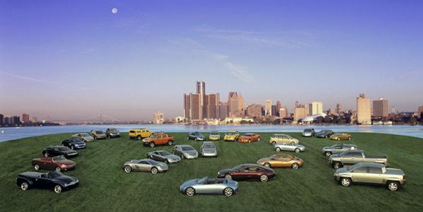 EE.UU. quiere reducir el consumo de sus coches