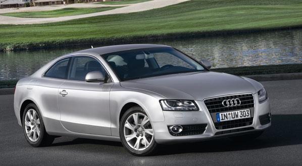Audi A5 3.0 TDI, ahora con cambio Tiptronic