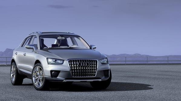 Los componente del Audi Q3, 'made in Spain'
