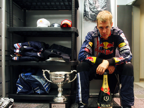 Quién es Sebastian Vettel