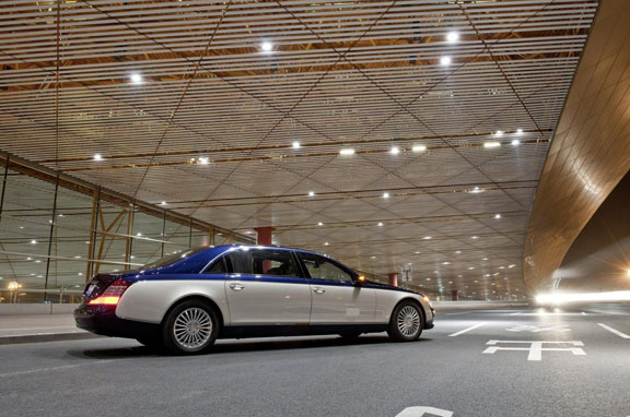 Maybach actualiza los Maybach 57 y 62.