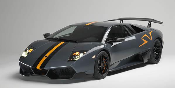 Lamborghini Murciélago LP 670-4 SuperVeloce China Edition