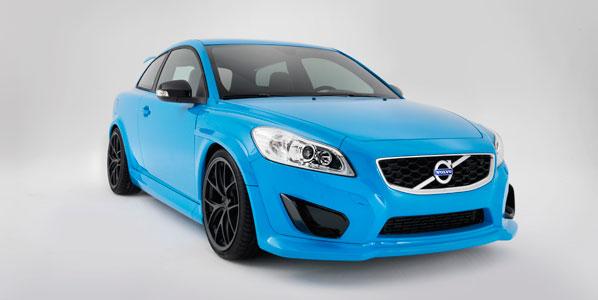 Volvo C30 Polestar Performance Concept Prototype