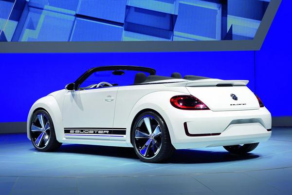 Volkswagen E-Bugster Steedster