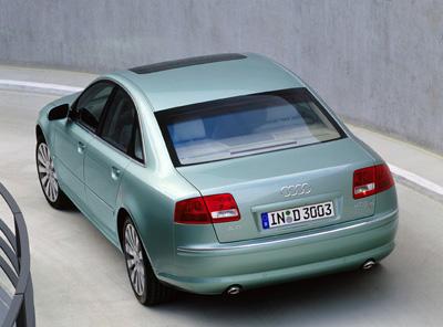 Audi A8 4.0 TDI quattro 2003