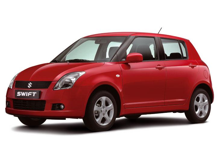 Salón de Madrid: Suzuki Swift 4x4