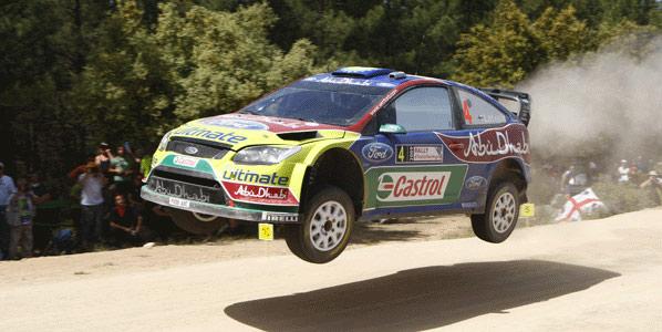 WRC: Latvala-Hirvonen, duelo final en Cerdeña