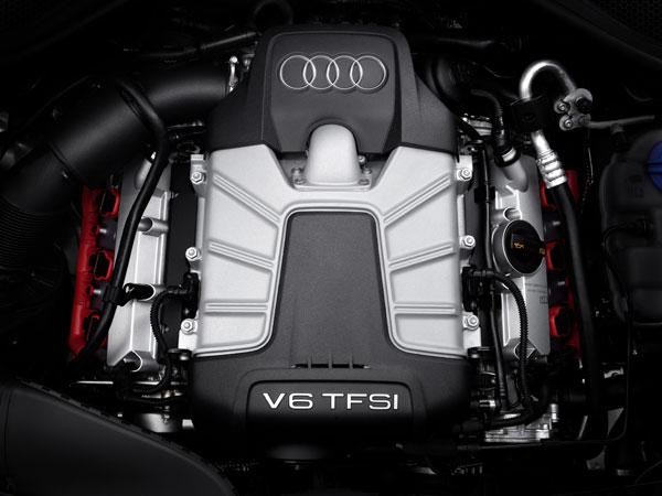 Audi A6 Avant la novedad