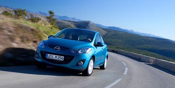 Skyactiv: la gama ecológica de Mazda