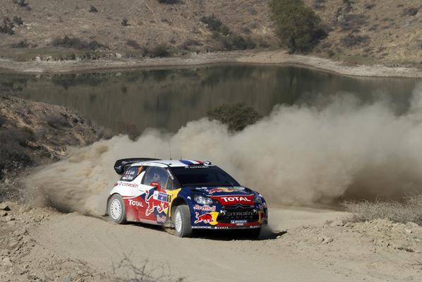Previo: Rallye Acrópolis 2012