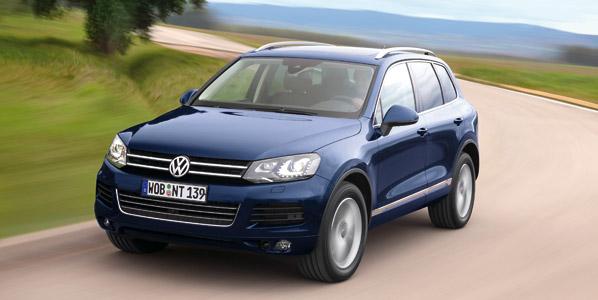Volkswagen Touareg Unlimited, desde 55.350 euros