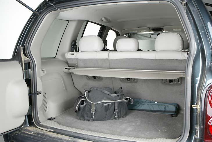 El espacio para el maletero es de 335 litros, aunque con los asientos abatidos alcanza los 610.