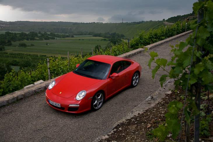 Porsche 91 Carrera y Carrera S