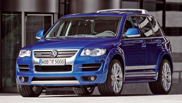 El VW Touareg R50 por 100.230 euros