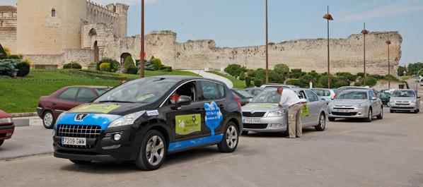 Autopista y Nissan ganan el II ALD Ecomotion Tour