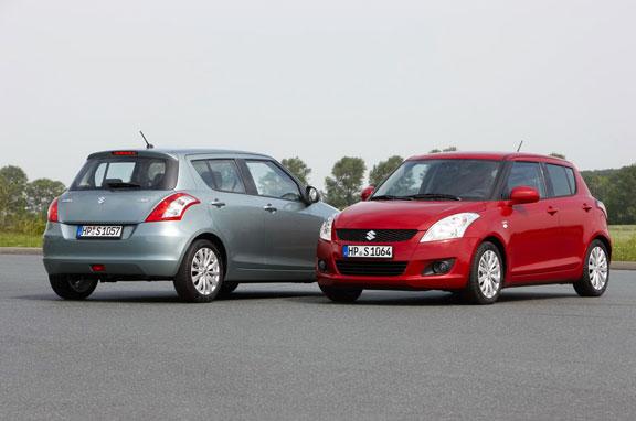 Suzuki renueva el Swift