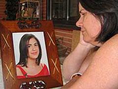 Una madre, en lucha contra los accidentes
