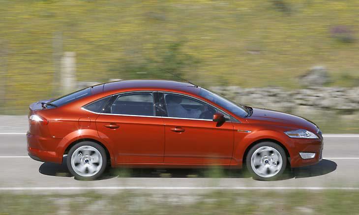 Rivales del nuevo Ford Mondeo