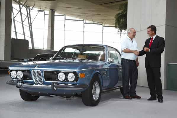 BMW Classic se estrena