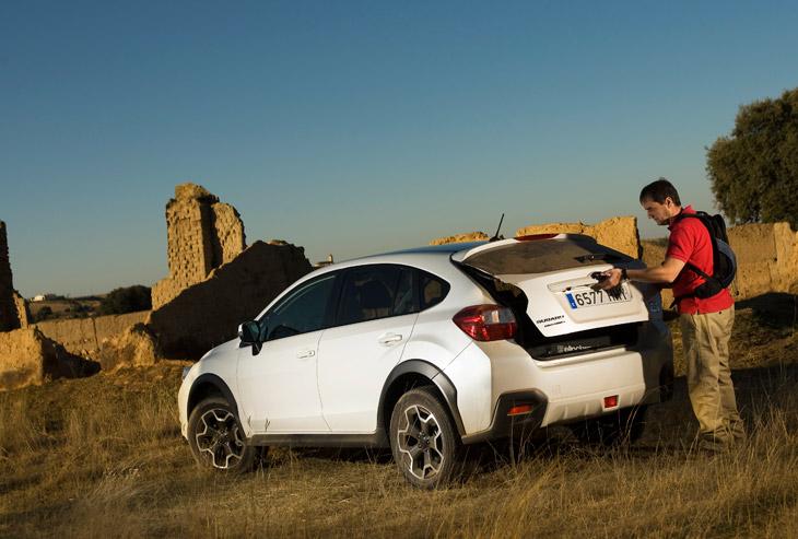 Subaru XV, la prueba