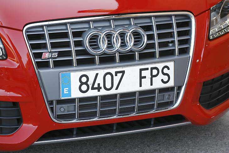 Audi S5: sport de lujo