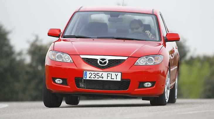 Mazda3 2.0 CRTD Sportsedan