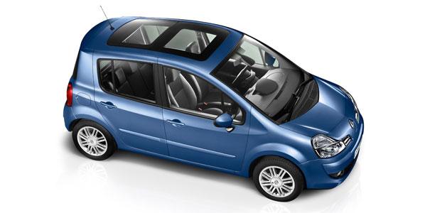 Renault actualiza el Modus y el Grand Modus