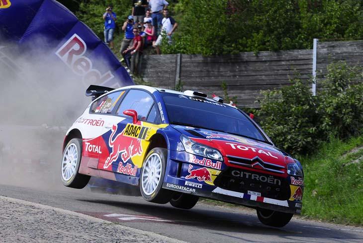 Rally de Alemania 2010.