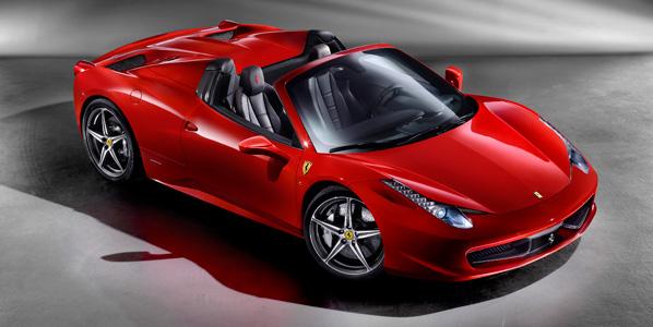 Ferrari lanza la personalización total