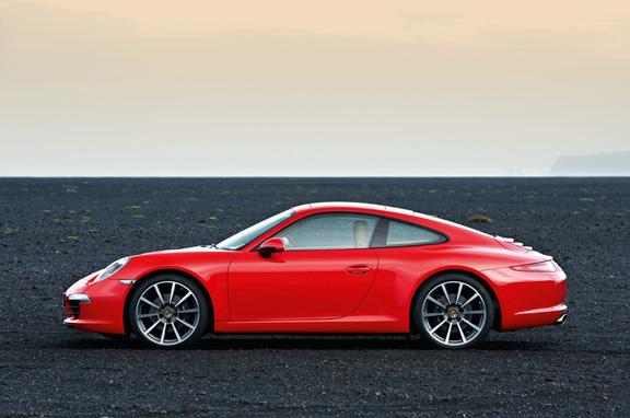 Porsche 911 Sexta Generación