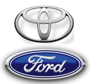 Ford y Toyota: acuerdo para híbridos