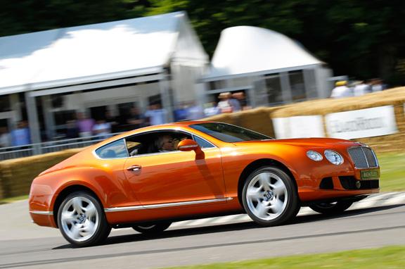 Bentley Continental GT y GTC, ahora más eficientes