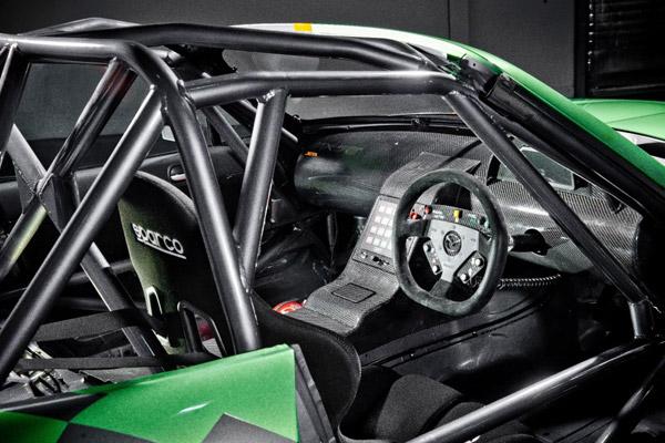 Mazda MX-5 GT4, preparado para la competición