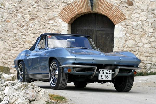 60 aniversario del Chevrolet Corvette