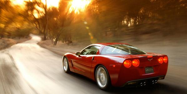 El Corvette, un coche de película