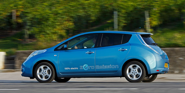 Nissan Leaf y GM Volt, la gran batalla