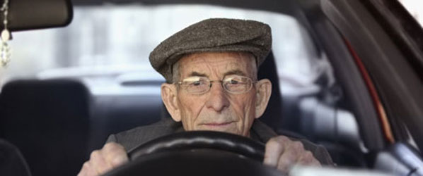 6 millones de ancianos al volante en 2030