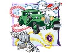 Fortunas a la caza de empresas automovilísticas
