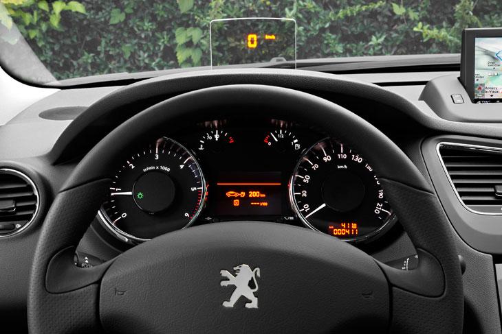 Peugeot 5008 detalles