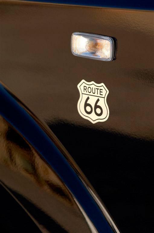 Dodge Journey Route 66