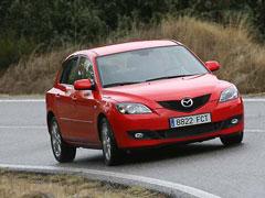 Mazda3 1.6 CRTD Sportive
