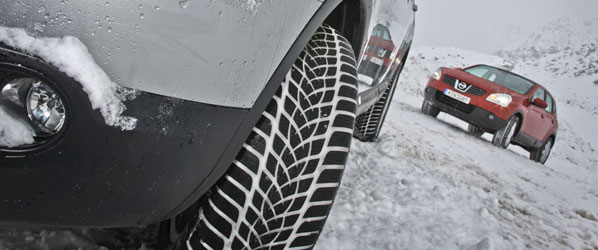 Llega el neumático que reduce la distancia de frenado