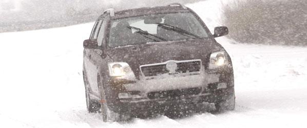 Carreteras: más medios contra las nevadas