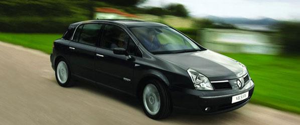 El Renault Vel Satis deja de producirse